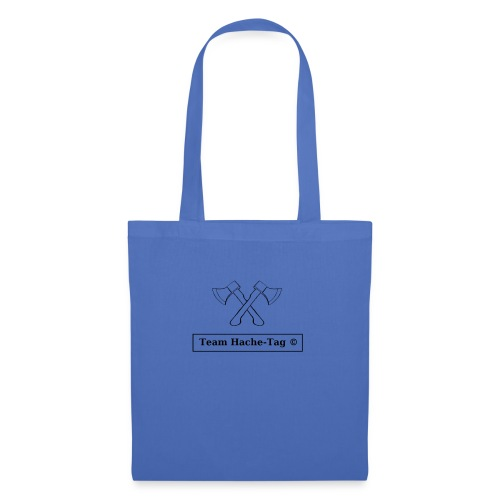 Logo Team Hache-Tag - Tote Bag