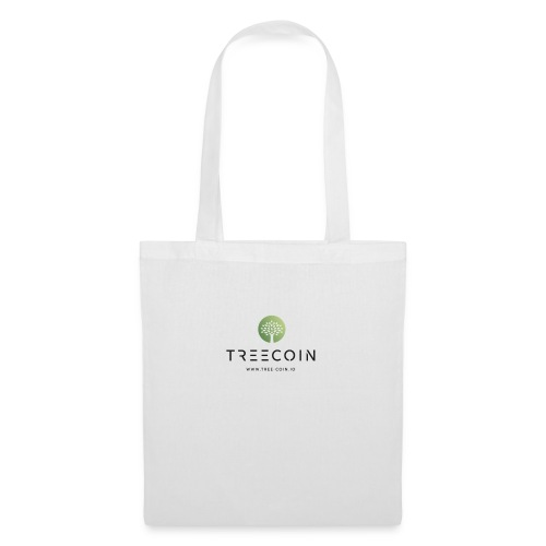 Tree-Coin.io - share the Link - Stoffbeutel
