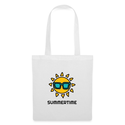 SUMMERTIME - Tote Bag