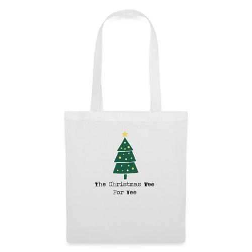 Christmas Tree For Yee - Tote Bag
