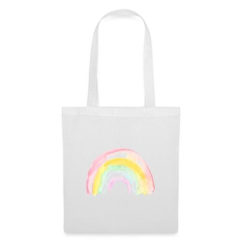 Pastell Rainbow - Stoffbeutel