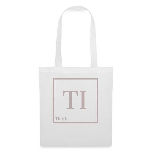 Tidy It - Sac en tissu