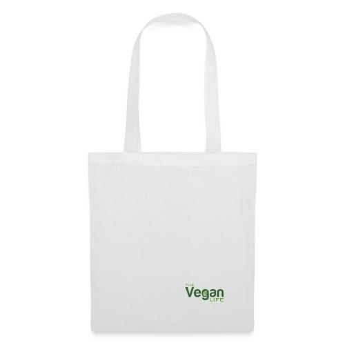 The Vegan Life Logo - Tote Bag