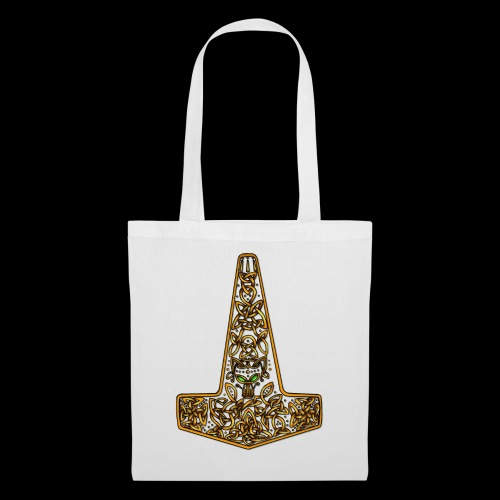 Wolf of Tyr - Gold - Tote Bag