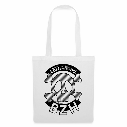 LED on the Road BZH - Tote Bag