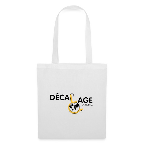 Logo vectoriel large - Tote Bag