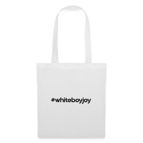 #Whiteboyjoy - Bolsa de tela