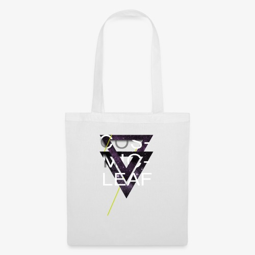 Cosmicleaf Triangles - Tote Bag