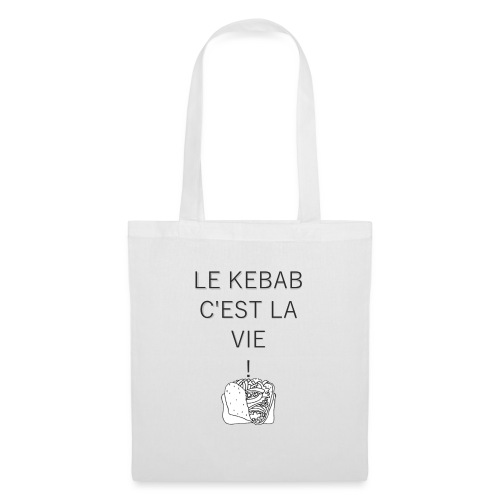 kebab - Tote Bag