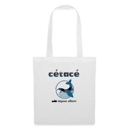 whale - Tote Bag