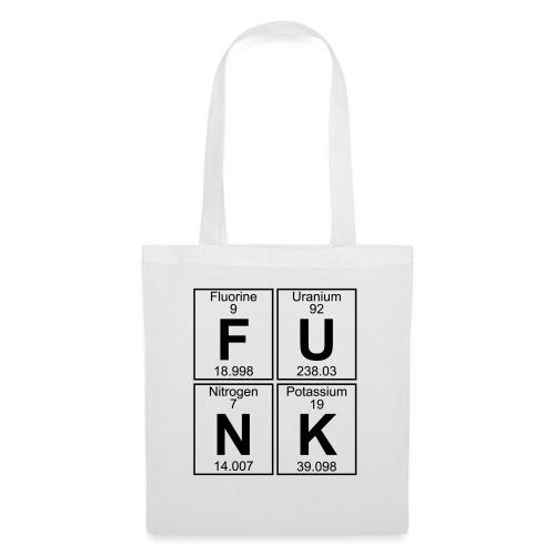 F-U-N-K (funk) - Full - Tote Bag