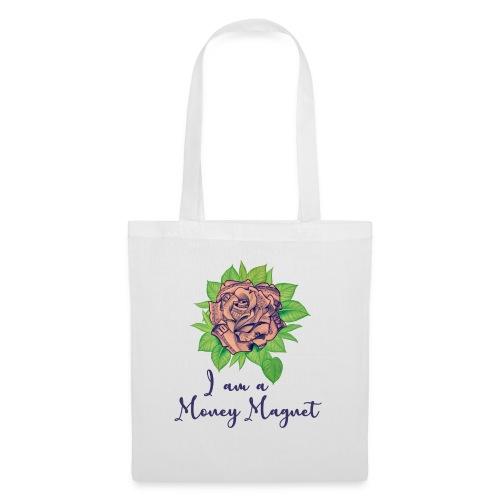 I am a Money Magnet - Stoffbeutel