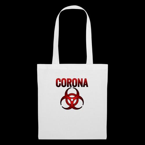 Corona Virus CORONA Pandemie - Stoffbeutel
