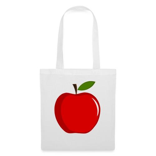 Apfel - Stoffbeutel