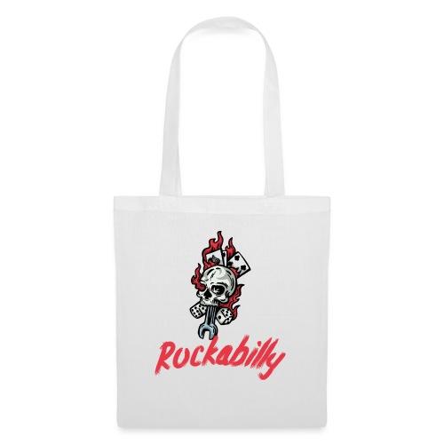 rockabilly - Sac en tissu