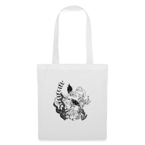 La Sirenita - Bolsa de tela