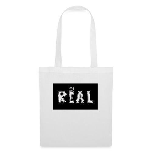 REAL (Black & White) - Tas van stof