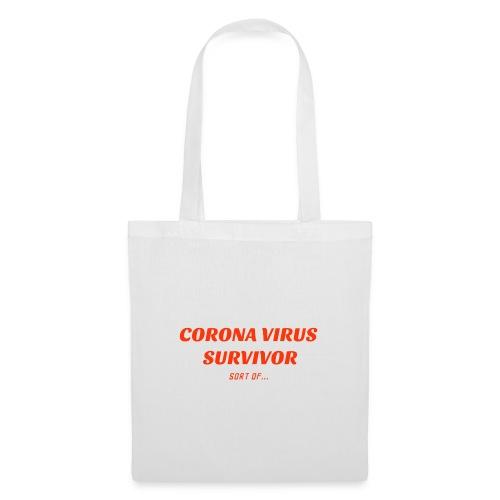 Corona Survivor - Tote Bag