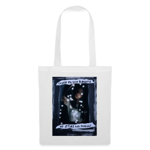 Cover Me With Blankets - Tote Bag