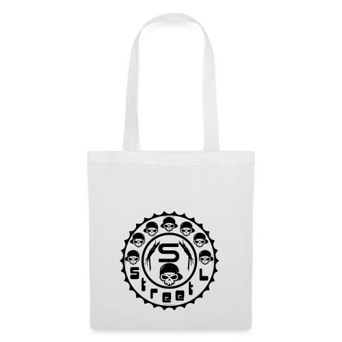 rawstyles rap hip hop logo money design by mrv - Torba materiałowa