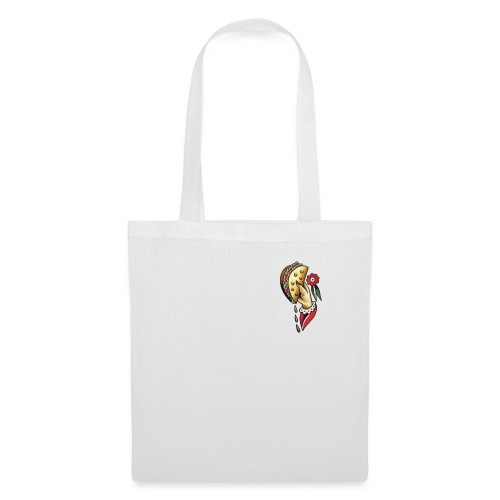 Traditional Taco Design - Bolsa de tela