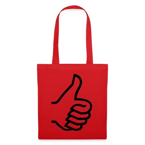 THUMB UP - Tote Bag