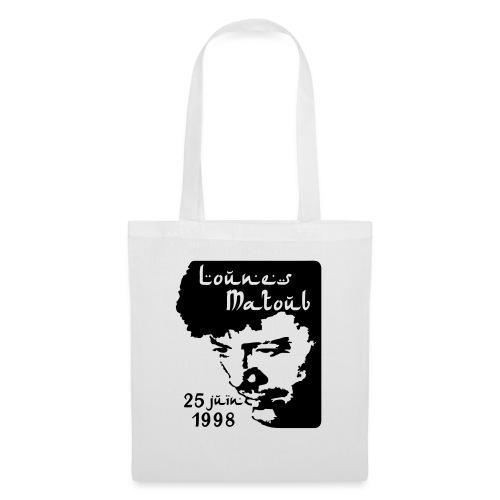 Motif hommage à Lounes Matoub - Tote Bag