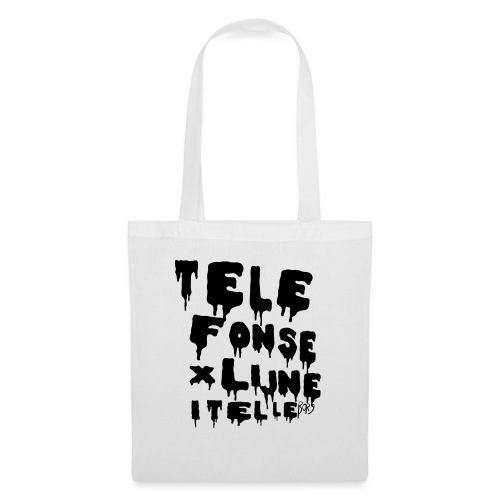 TELEFONSEXLIJNEITRELLE - Tygväska