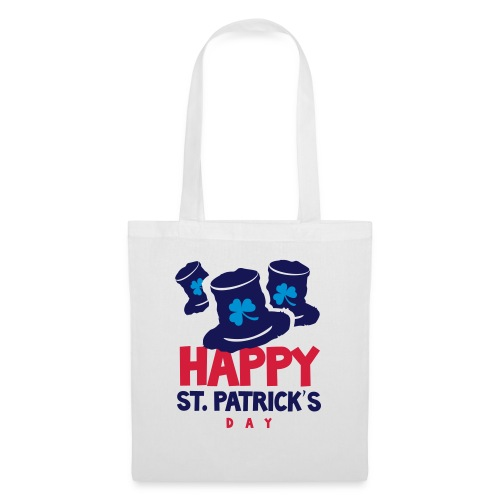 Happy St. Patrick's Bay - Tote Bag