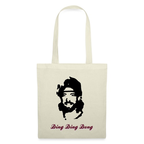 DING DING DONG - Stoffbeutel