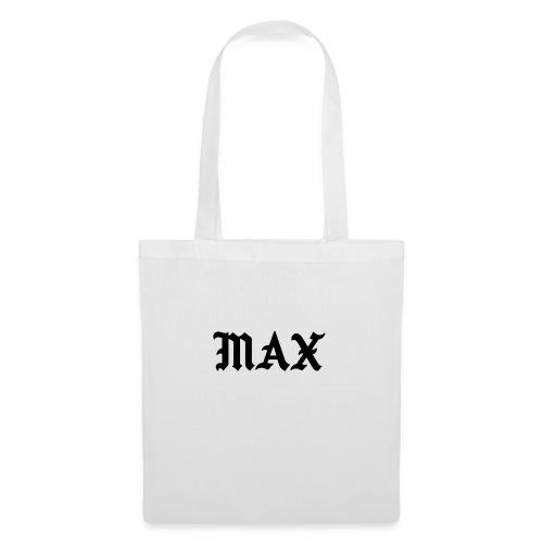 MAX - Tas van stof