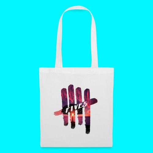 fives tree - Tote Bag