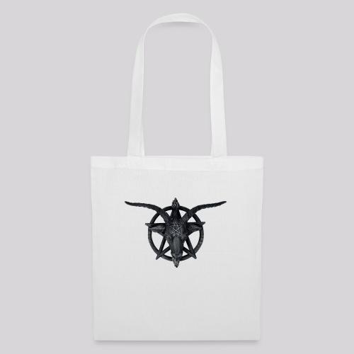 Pentagrama satanas - Bolsa de tela