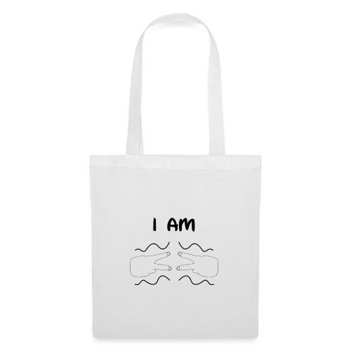 I Am Autism (Black) - Tote Bag