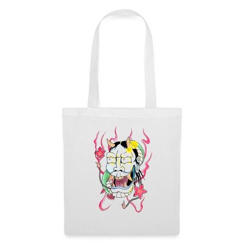 hannya mask - Tote Bag