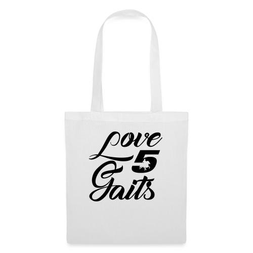 Love 5Gaits - Tote Bag