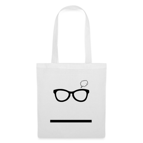Thoughtful Glasses - Tote Bag