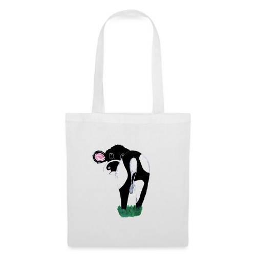 Quirky Cows Rear view - Tote Bag