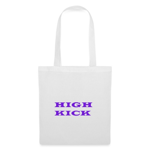 HIGH KICK HOODIE [LIMITED EDITION] - Tote Bag