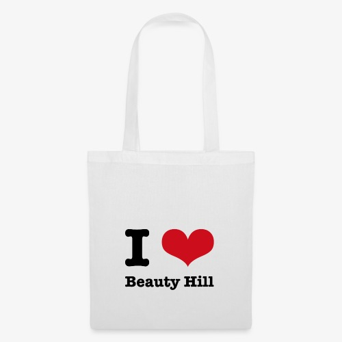 I love Beauty Hill - Stoffbeutel