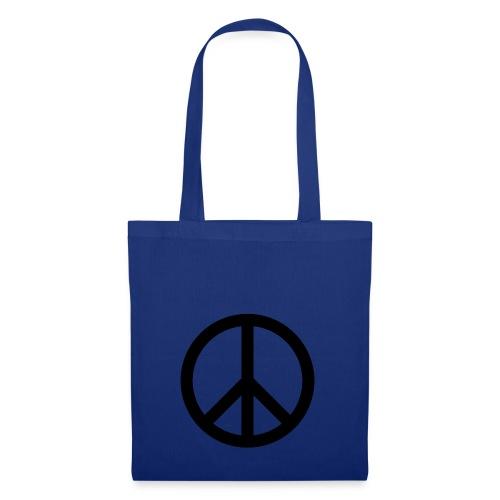 Peace Teken - Tas van stof
