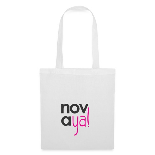 Logo Novaya! - Sac en tissu