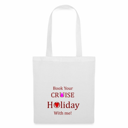 Book your Holiday 1 - Tote Bag