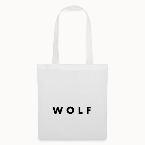 wolf - Tote Bag