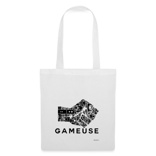 POING GAMEUSE - Tote Bag