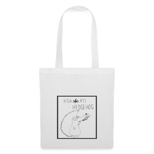HIGH ASS HEDGEHOG - Tote Bag