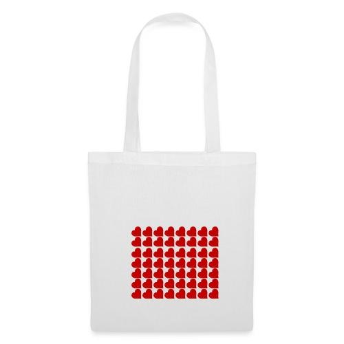 Hearts - Tote Bag
