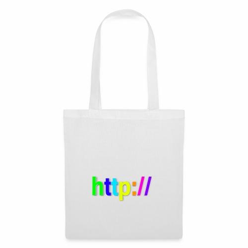 T-SHIRT Potocollo HTTP - Borsa di stoffa