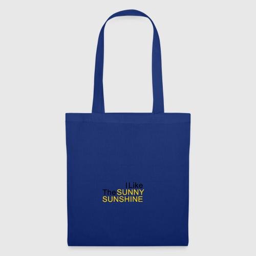 Sunny Sunshine... - Tas van stof