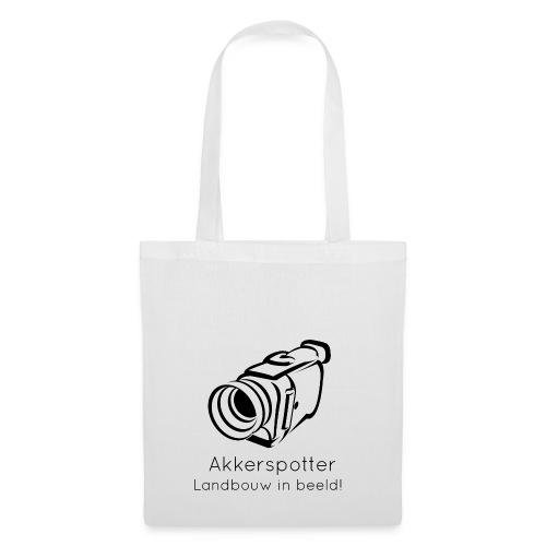 Logo akkerspotter - Tas van stof
